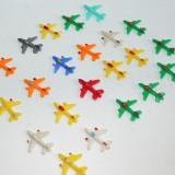Miniaturi, avioane romanesti din plastic dur - anii '80 - Miniatura Figurina