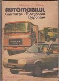 D Cristescu , V raducu - Automobilul . Constructie . Functionare . Depanare, Alta editura