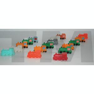 Miniaturi, locomotive  romanesti din plastic dur - anii '80