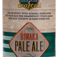 Black Rock Crafted Riwaka Pale Ale - kit pentru bere de casa 23 litri., Blonda