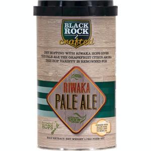 Black Rock Crafted Riwaka Pale Ale - kit pentru bere de casa 23 litri.