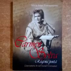Silvia Irina Zimmermann - Carmen Sylva Regina poeta - Eseu