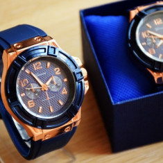 Ceasul bărbătesc de LUX - Geneva - Ceas barbatesc Geneva, Lux - elegant