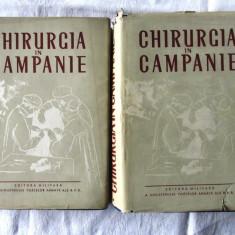 'CHIRURGIA IN CAMPANIE