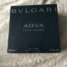 Parfum Bvlgari Aqva 100 ml sigilat - Parfum barbati Bvlgari, Apa de toaleta