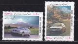 Iran  2002  automobile  MI  2876-2877     MNH  w38