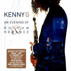 Kenny G An Evening Of Rhythm And Romance (dvd) - Muzica Jazz
