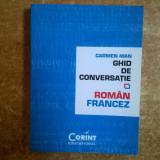Carmen Man - Ghid de conversatie roman-francez
