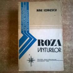 Nae Ionescu – Roza vanturilor - Filosofie