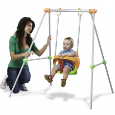 Leagan din metal Baby Swing 310046 Smoby