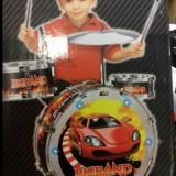 Set 3 tobe Big Band cu scaunel - Instrumente muzicale copii