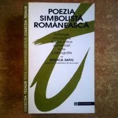 Poezia simbolista romaneasca {Colectia Tezaur} - Eseu