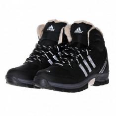 Bocanci Adidas Outdoor - Adidasi barbati, Marime: 40, 41, Culoare: Negru