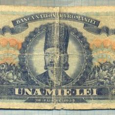 A1089 BANCNOTA-ROMANIA- 1000 LEI- 18 IUNIE 1948-SERIA 2212-starea care se vede - Bancnota romaneasca