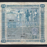 Finlanda 50 Markaa 1939 P#72