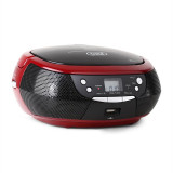 Radio Trevi CMP 532 CD player USB AM / FM AUX rosu