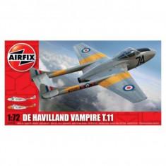 Kit Aeromodele Airfix 02058 Avion De Havilland Vampire T.11 Scara 1:72 - Jocuri arta si creatie