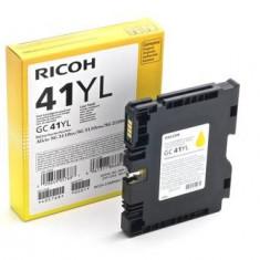 Ricoh Yellow Gel Low Yield GC 41YL (600 prints)