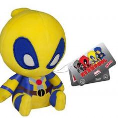Jucarie De Plus Mopeez Marvel Deadpool Yellow - Jucarii plus