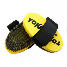 Toko Perie Base Brush Oval Steel 5560012 Ski / Snowboard