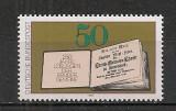 Germania.1980 250 ani editarea Bibliei  SG.399, Nestampilat