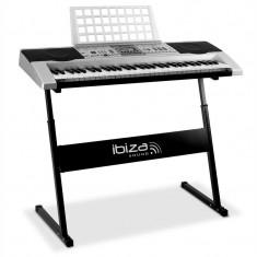 Set Ibiza MEK-6128P 61-clape tastatură USB suport - Orga