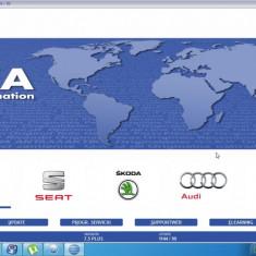 ETKA 7.5 - 2017 - catalog piese VW AUDI SKODA SEAT - FULL ROMANA - Manual auto, Manual reparatie auto