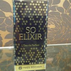 Parfum de dama So ELIXIR, YVES ROCHER, apa de parfum, 30 ml - Parfum femeie, 50 ml