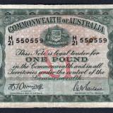 Australia 1 Pound  1942