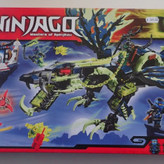 Lego Ninjago 70736 Atacul dragonului Morro Attack of the Morro Dragon original