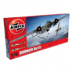 Kit Aeromodele Aorfix 5010 Avion Dornier Do17z Scara 1:72 - Jocuri arta si creatie Airfix