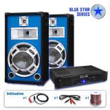 "Set PA Seria Blue Star ""Starter"" 1200 W Sistem"