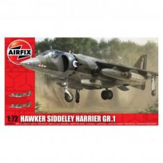 Kit Aeromodele Airfix 3003 Avion Hawker Siddeley Harrier Gr1 Scara 1:72 - Jocuri arta si creatie