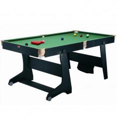 Riley FS-6 TT-1 masă de biliard cu placă pentru a juca tenis de masă și darts, suspendabilă - Muzica Reggae