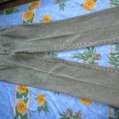 Pantaloni Velur BRAX Feelgood Marimea 52 Noi, poze reale Model: Eric CT-WA