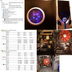 System AMD Phenom X4 Black Edition 2.5Ghz - Sisteme desktop fara monitor AMD, 2001-2500 Mhz, 4 GB, AM2+, Fara sistem operare