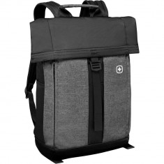 Wenger Metro Laptop Backpack, Black