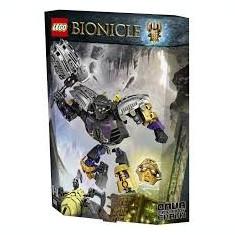 Lego Bionicle 70789 Onua - Master of Earth Stapanul pamantului Original Sigilat