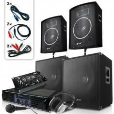 Set DJ PA