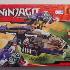 Lego Ninjago 70746 Atacul elicopterului Condrai Copter Attack Original Nou Sigil