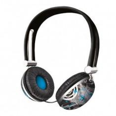 Trust Urban Revolt Headset - Future Breeze, Casti On Ear, Cu fir, Mufa 3, 5mm