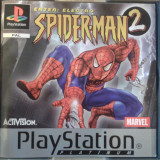 vand jocuri  PS1,PLAYSTATION 1, colectie,SPIDER MAN 2