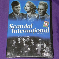 DVD FILM ORIGINAL SCANDAL INTERNATIONAL / A FOREIGN AFFAIR, Romana