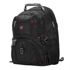 Sumdex SCHWYZ CROSS HeavyHorse 16 black backpack