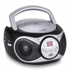 Trevi CD 512 CD player MP3 AM / FM Radio AUX negru