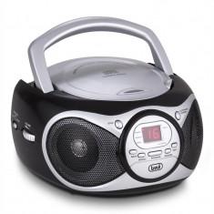 Trevi CD 512 CD player MP3 AM / FM Radio AUX negru