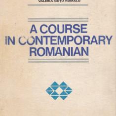 Boris Cazacu - A Course In Contemporary Romanian - 692391 - Ghid de conversatie didactica si pedagogica