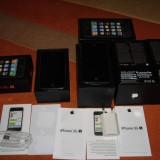 Apple IPhone 3GS 32GB BLACK NEVERLOCKED CA NOI LA CUTIE - 289 LEI !!!, Negru, Neblocat