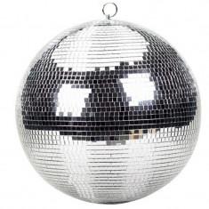 Skytec 151.585 30cm Glob Disco cu Oglinzi - Efecte lumini club