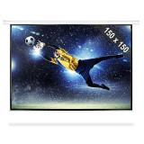 Ecran de proiecție de tip Roll-ul HDTV 150x150cm, Ecran proiectie